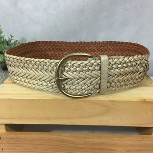 Banana Republic belt NWOT SzS genuine leather